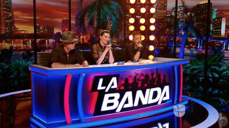 La Banda, La Banda Audiciones, La Banda Competencia, La Banda Eliminados