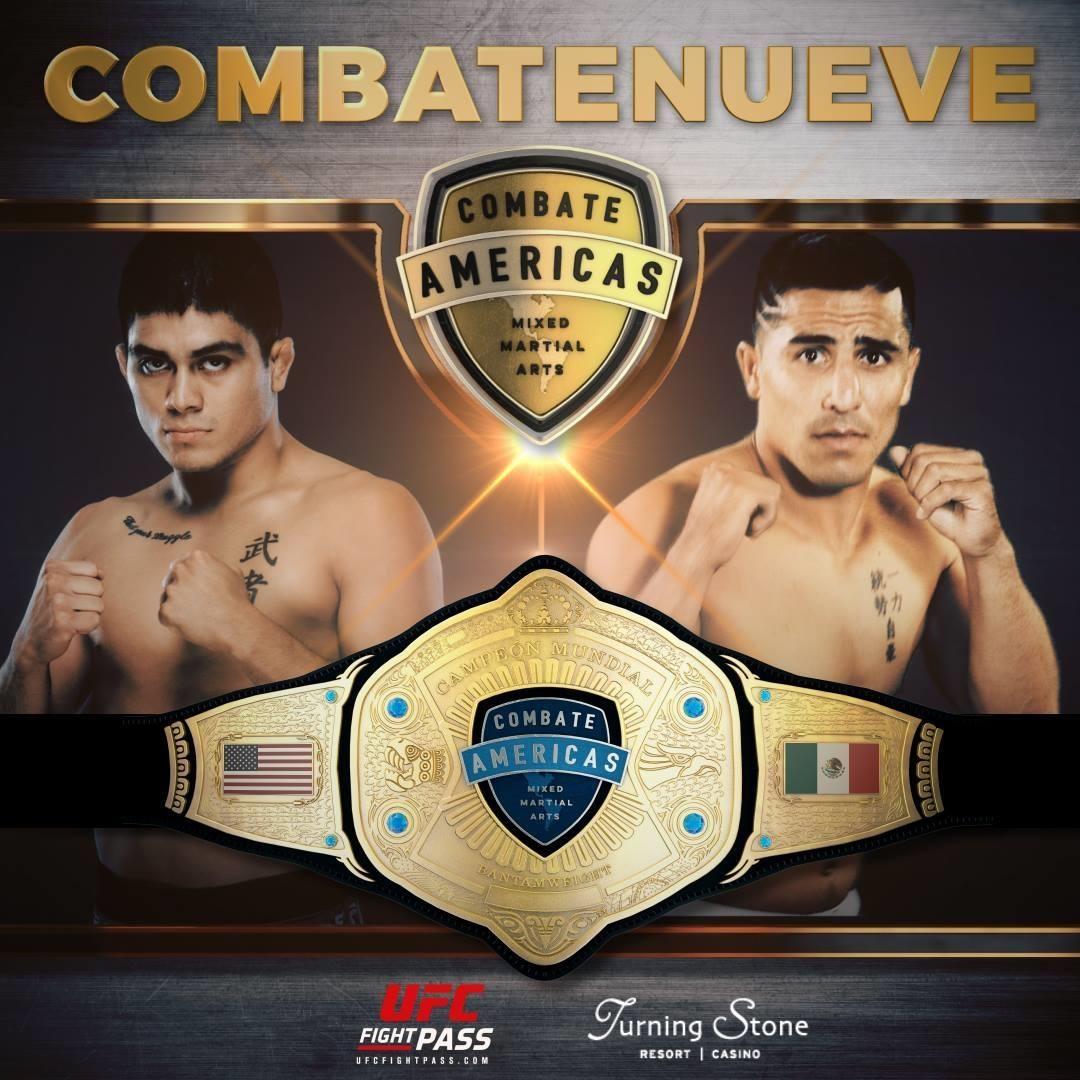 Los boxeadores Jhon Castañeda y Gustavo López se enfrentan por el título Peso Gallo en New York