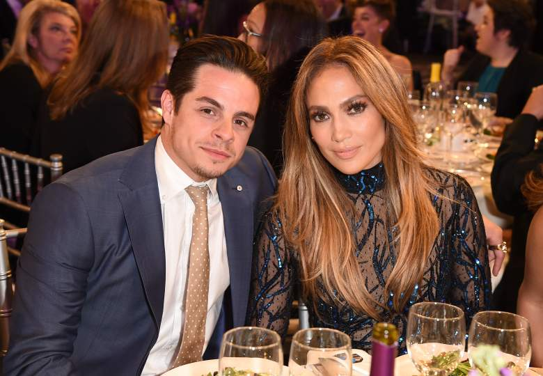 Jennifer Lopez Casper Smart, Jennifer Lopez, Casper Smart, Jennifer Lopez GLAAD, Casper Smart GLAAD