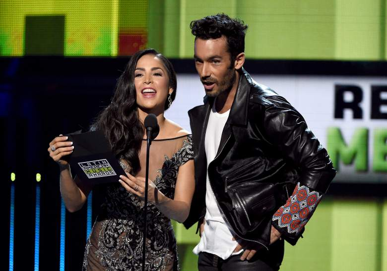 Latin American Music Awards, Latin American Music Awards Aaron Diaz, Latin American Music Awards Carmen Villalobos