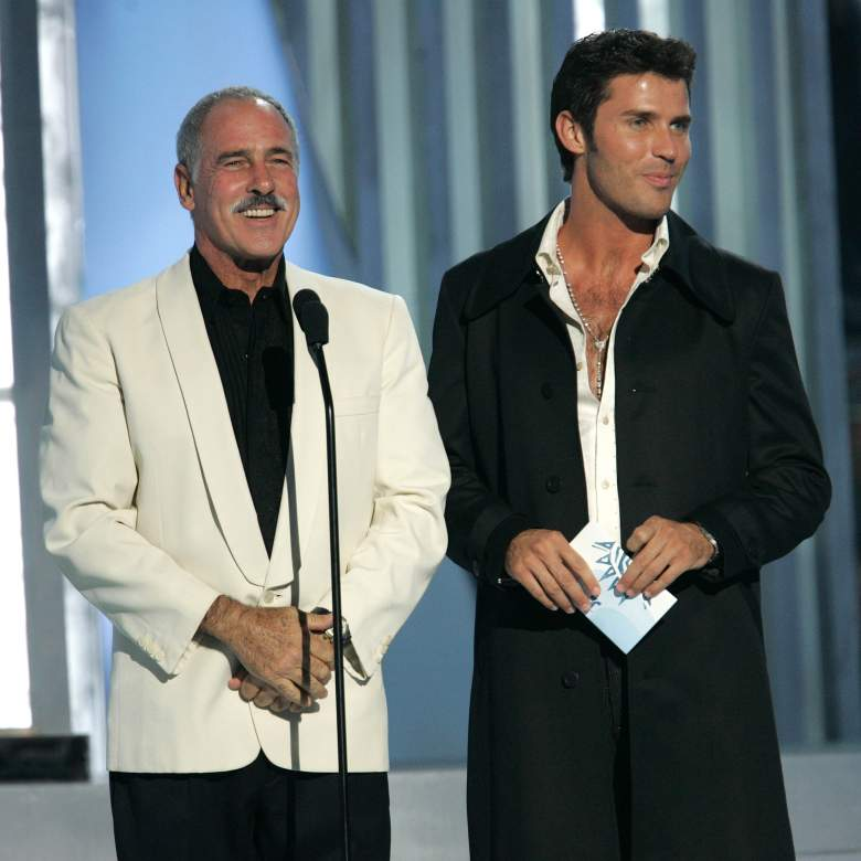 Andres Garcia Leonardo Garcia, Andres Garcia Billboard Latin Music Award