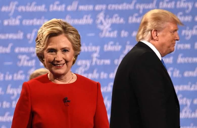 Hillary Clinton Donald Trump, Hillary Clinton