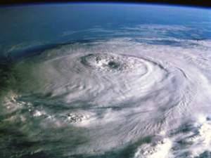 Imagen del Huracán Matthew visto desde el espacio (NASA)