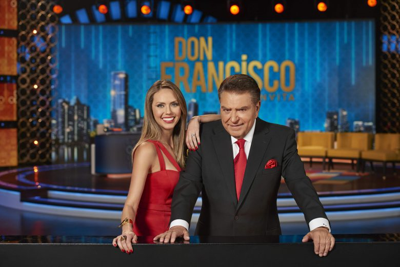 Por que sacan a Don Francisco de Telemundo, Don Francisco te invita