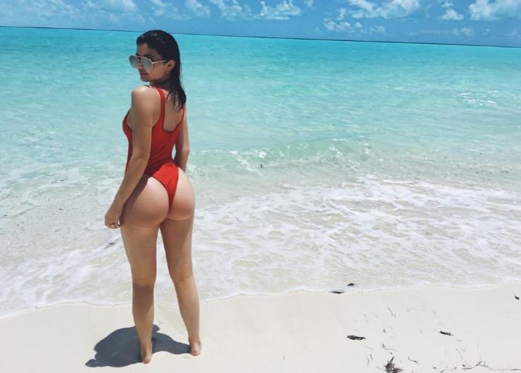 el cula de Kylie Jenner, fotos sexy de Kylie Jenner, Kylie Jenners ass