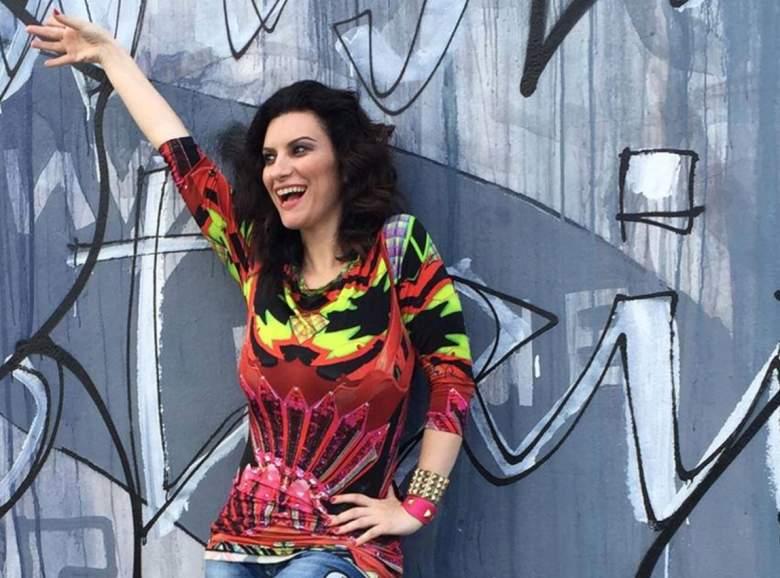 Laura Pausini anunció que probablemente cante junto a Mario Domm y Wisin en esta etapa de 'La Banda' (Foto Facebook)