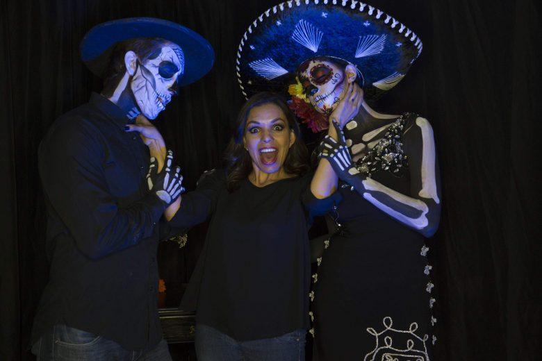 Halloween: Cómo maquillarse como Calabera en 5 pasos