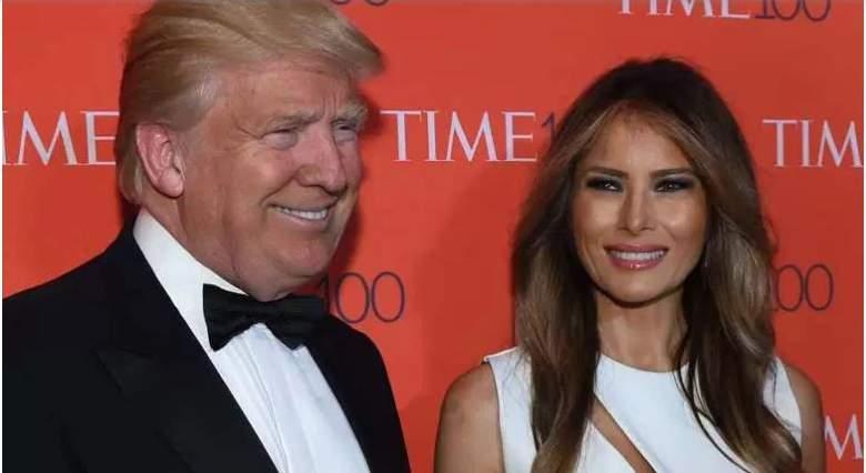 Melania Trump necesita esclarecer algunos datos sobre su pasado ( Foto Getty)