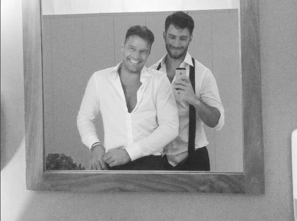 Ricky Martin Jwan Yosef,. Ricky Martin