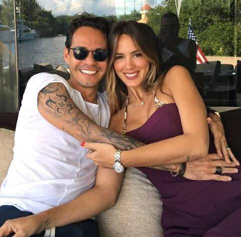Shannon de Lima Marc Anthony, Marc Anthony