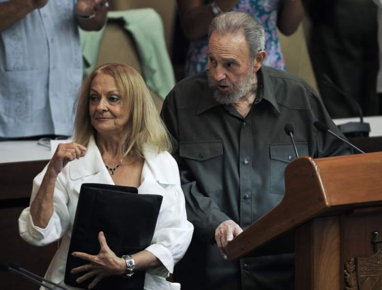 Fidel Castro Dalia Soto