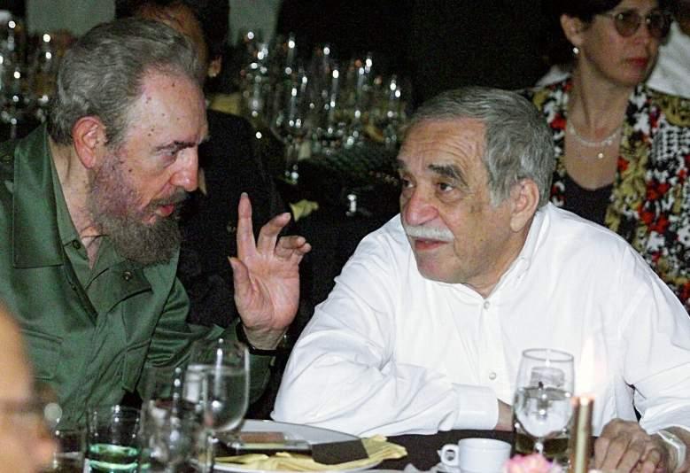 Fidel Castro, Garcia Marquez