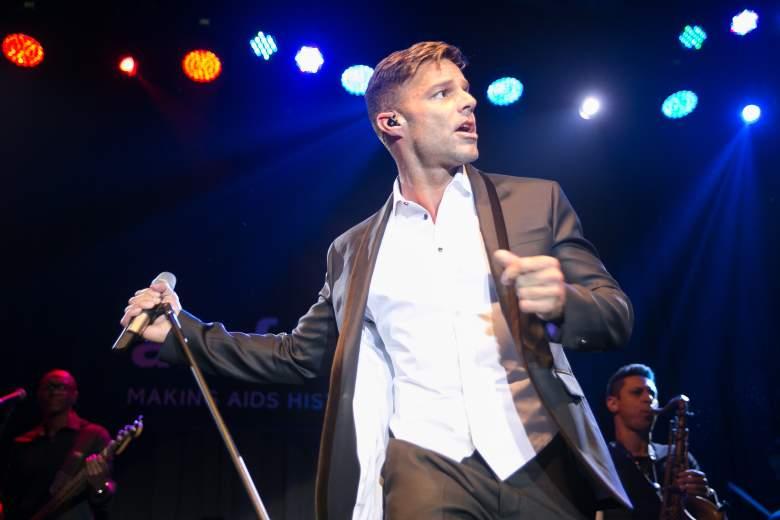 Ricky Martin Sao Paulo