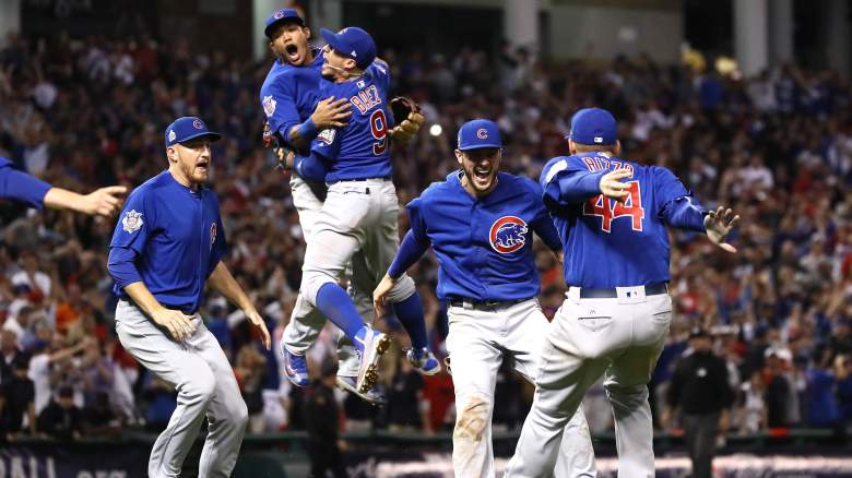 Cubs Serie Mundial