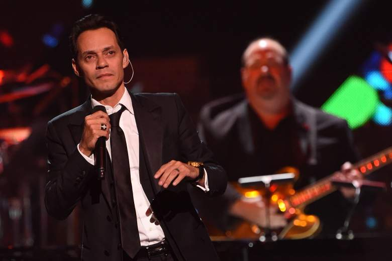 Marc Anthony MGM Grand, Marc Anthony Las Vegas, Marc Anthony Person of the Year, Marc Anthony Persona del Año