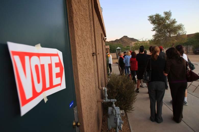 Elecciones Presidenciales Arizona