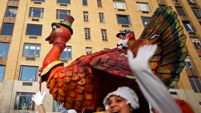 orígenes de thanksgiving