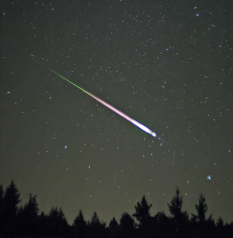 meteoros leonidas