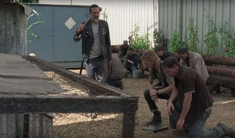 Foto de las botas de Dwight. (AMC)
