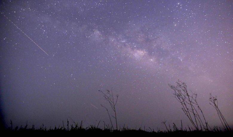 LLuvia de Estrellas Liridas: ¿A qué hora y dón de verlas?