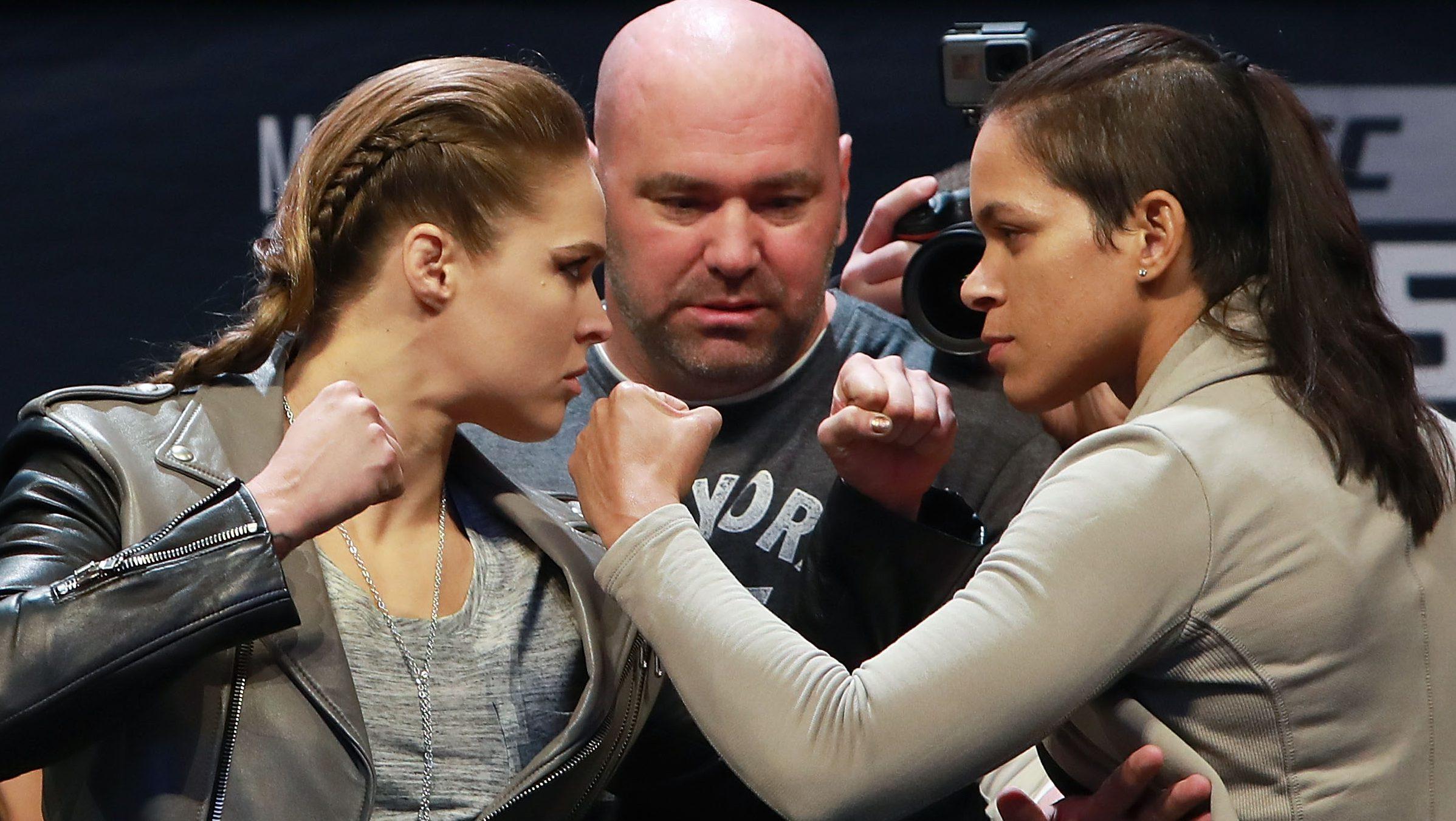 UFC 207 Nunes vs. Rousey: Predicción