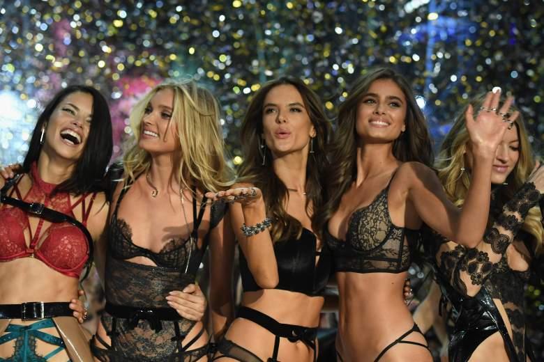 Victoria Secret Fashion Show, Adriana Lima Elsa Hosk, Alessandra Ambrosio Josephine Skriver