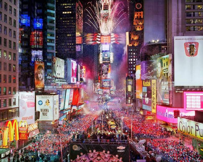 new-york en fin de año