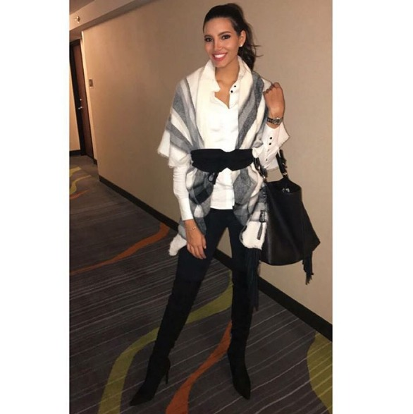 Stephanie Del Valle fotos, miss mundo 2016 fotos, Stephanie Del Valle instagram