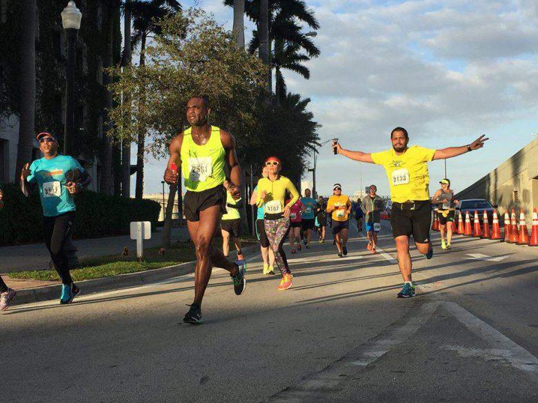 Miami Marathon 2019, Maraton de Miami 2018, Ruta, Hora Marathon