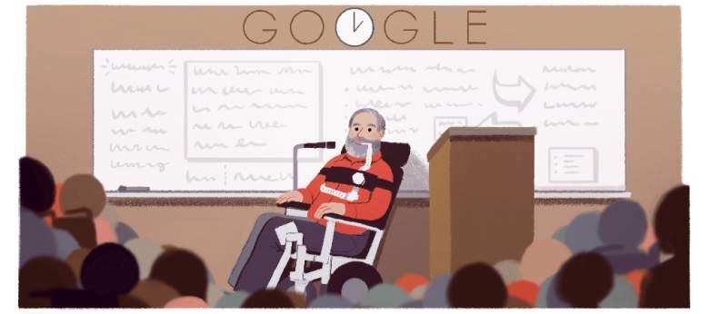 Ed Roberts google doodle, google doodle de hoy