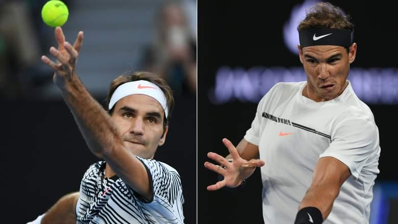 Federer vs Nadal hora, Federer vs Nadal ver, ver Federer vs Nadal