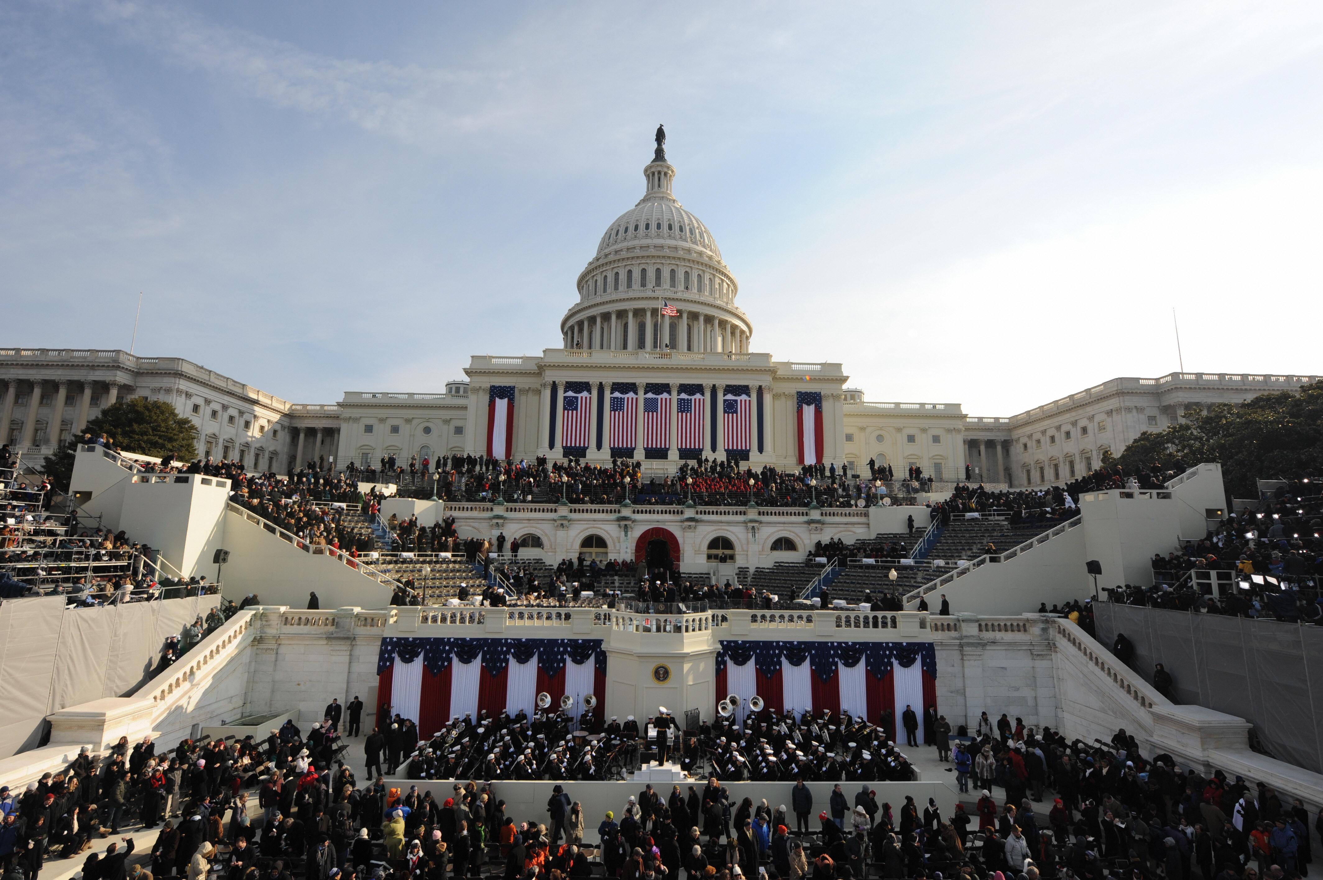 como ver la Inauguración presidencial