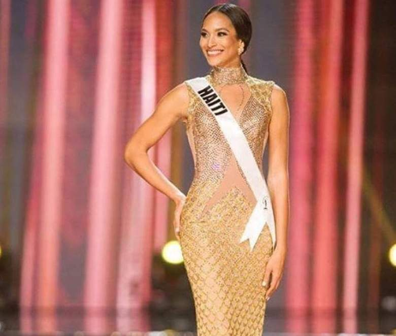 Raquel Pelissier, Miss Haiti, Miss Universo