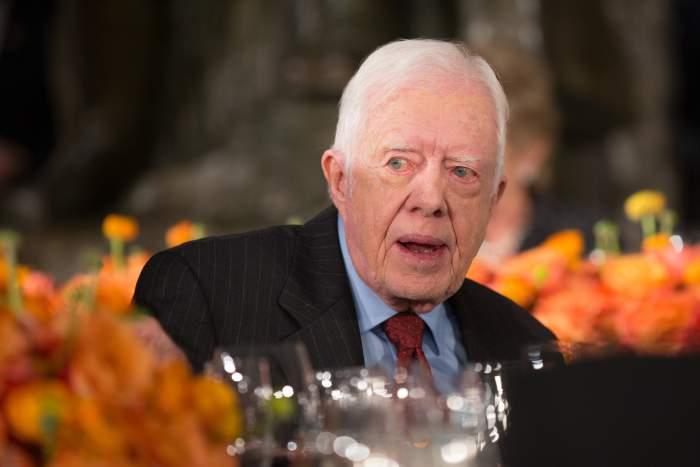 Jimmy Carter (Getty)