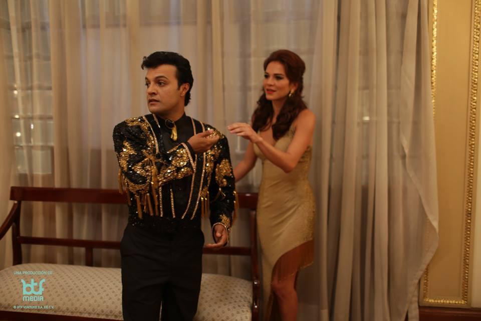 """Aquí vemos a Luz Ramos en una escena de """"Hasta que te conocí"""". (Facebook)"""