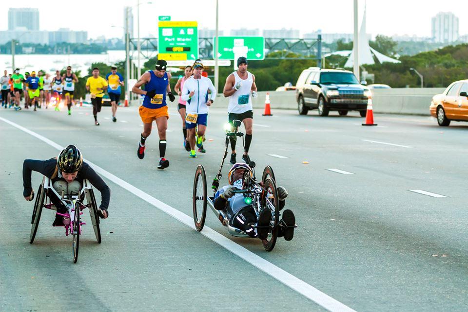 La Marathon incluye varias categorías. (Facebook)