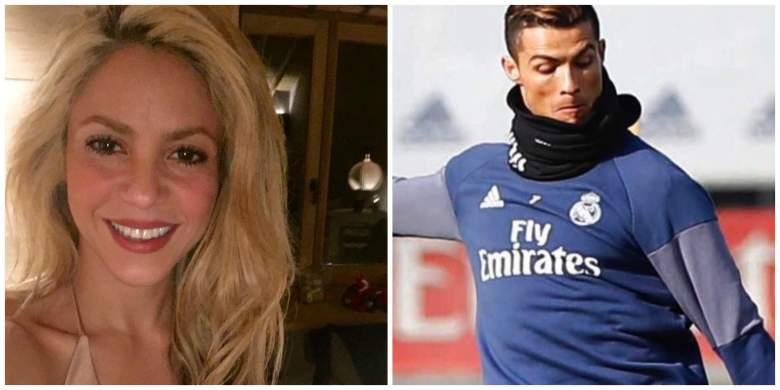 Shakira, Ronaldo