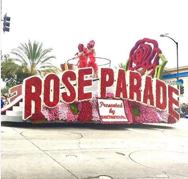 Desfile de las Rosas 2018
