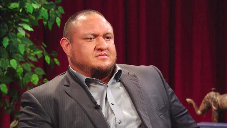 "Samoa Joe atacó a Sami Zayn en ""Monday Night Raw"" la semana pasada. (WWE.com)"