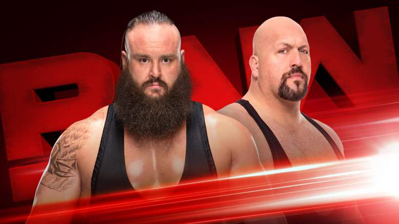 Braun Strohman enfrentará a Big Show esta noche. (WWE.com)
