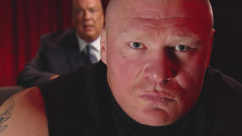 Brock Lesnar enfrentará a Goldberg en WrestleMania. (WWE.com)