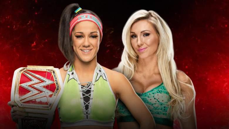 Bayley enfrentará a Charlotte en Fastlane. (WWE.com)