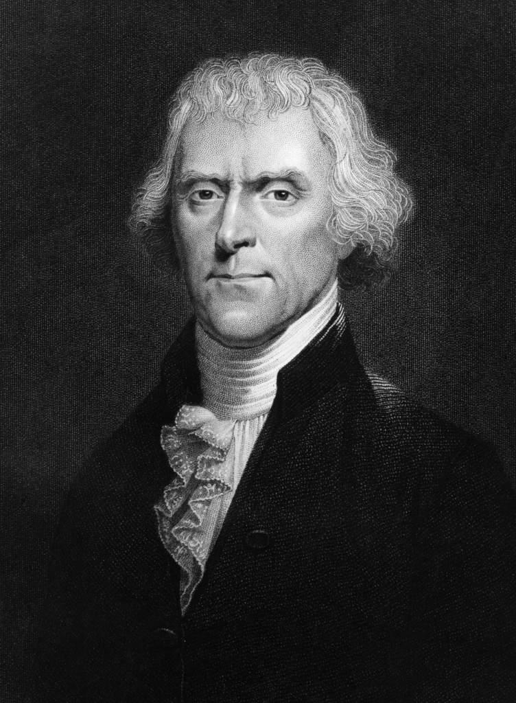 Thomas Jefferson (Getty)