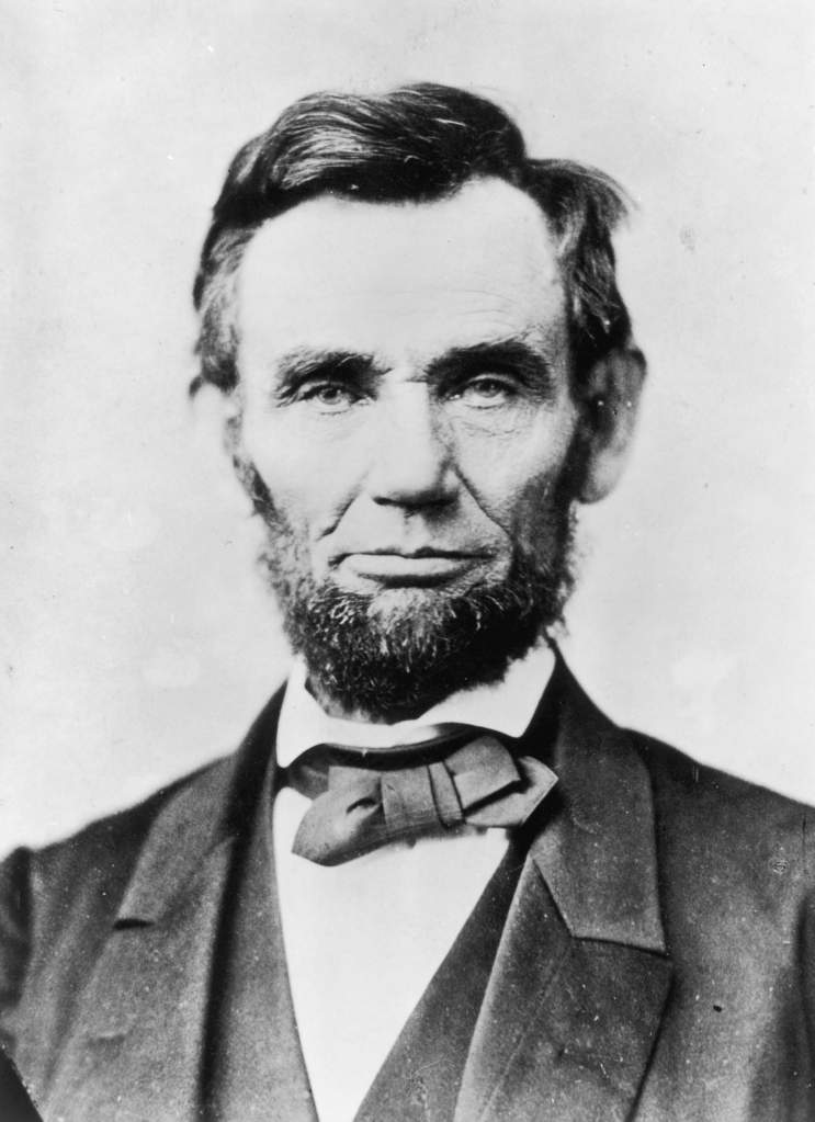 Abraham Lincoln (Getty)