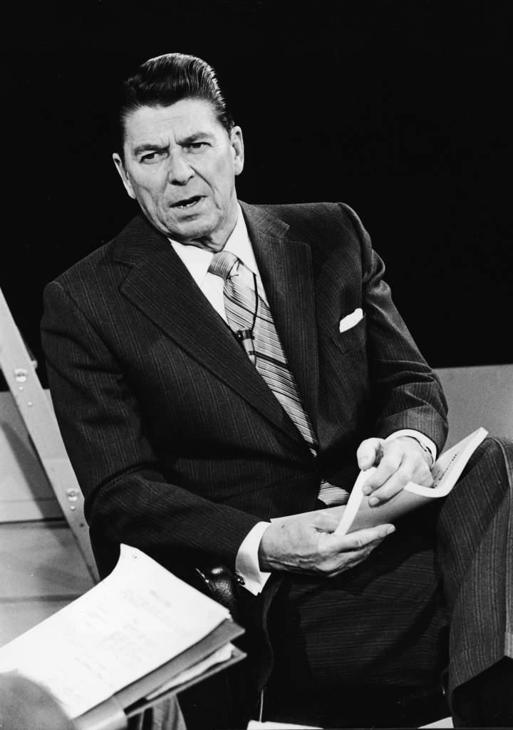 Ronald Reagan (Getty)
