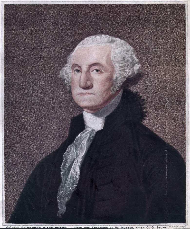 George Washington (Getty)