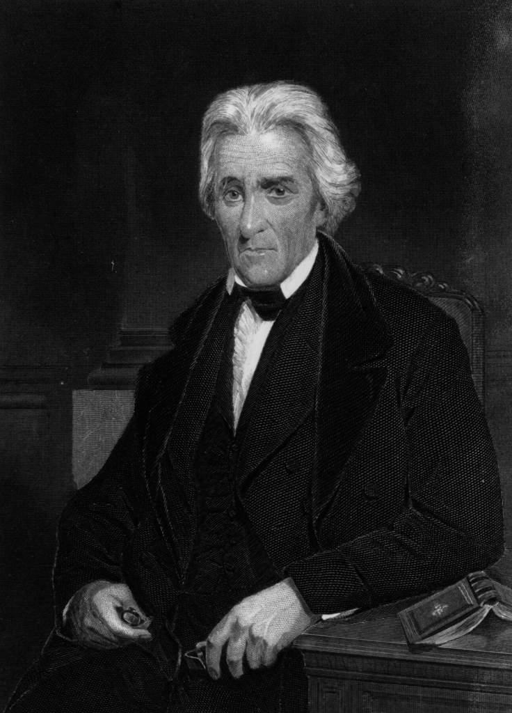 Andrew Jackson (Getty)