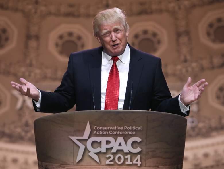 Donald Trump Congreso