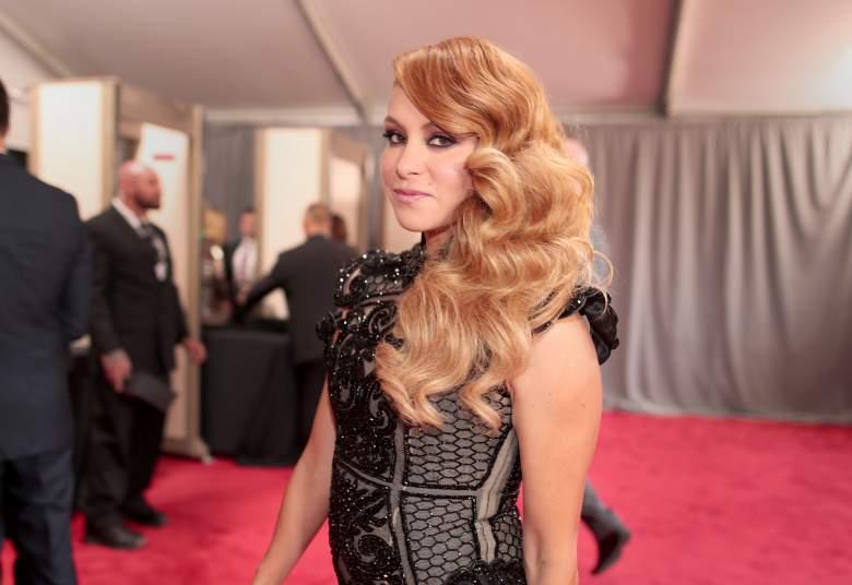 Paulina Rubio, Paulina Rubio Grammy Awards