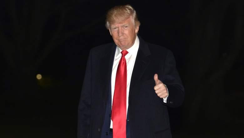 Presidente Donald Trump. (Getty)